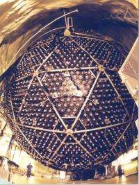 The Sudbury Neutrino Detector