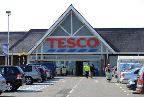 The Tesco tablet will go on sale in Britain on September 30