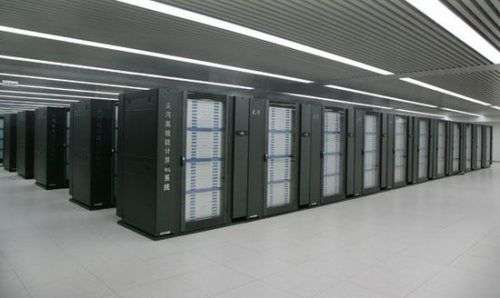 Tianhe-2 supercomputer at 31 petaflops is title contender