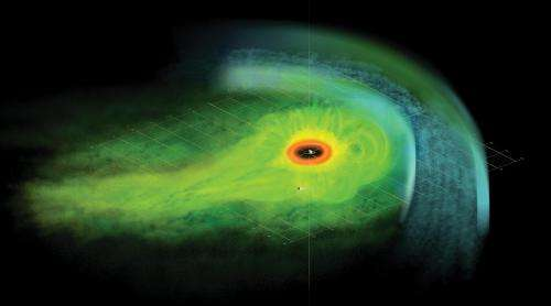 'Tis the season--for plasma changes at Saturn