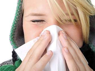 Infection with the common cold virus: scientists reveal new insights