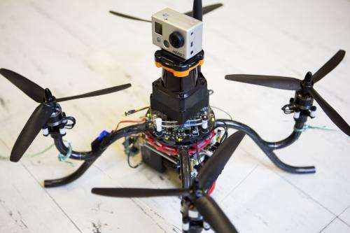 Top robotic helicopter team sets sights on impossible mission
