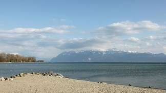 Tracking micropollutants in Lake Geneva