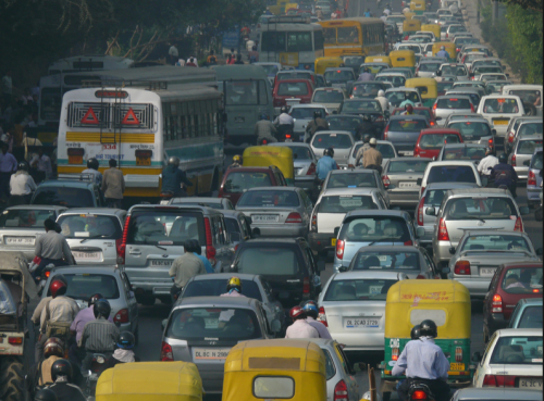 Traffic pollution and wood smoke increases asthma in adults