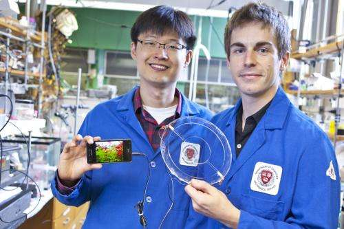 Transparent artificial muscle plays Grieg to prove a point