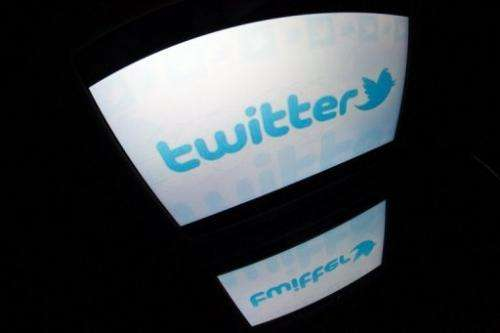 Twitter allows ads to be targeted at users based on the words written in tweets