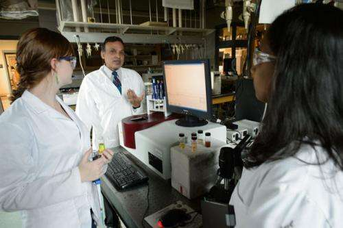 UConn chemist discovers new way to stabilize proteins