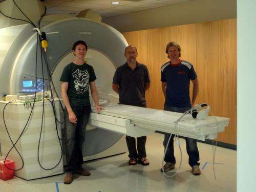 UCSB study shows where scene context happens in our brain