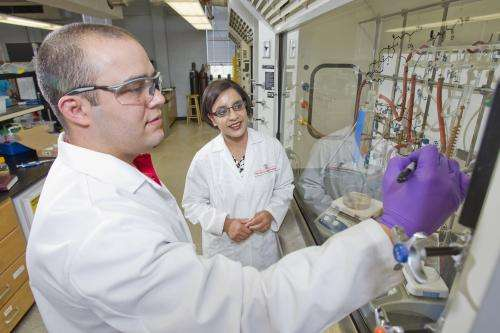 UGA researchers use nanoparticles to fight cancer