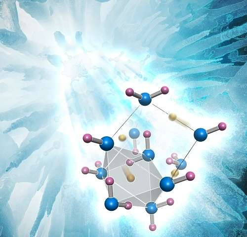 Unfrozen mystery: H2O reveals a new secret