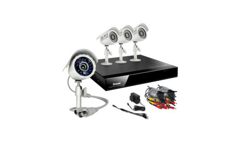 Uninvited access to security camera systems pinned down