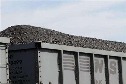 US carbon dioxide pollution down 3.8 percent