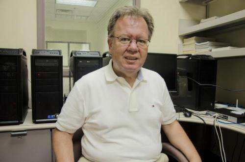 Use digital signal processing engineering to prevent a flash crash, says NJIT prof