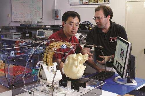 Using a robot to improve brain cancer treatment is aim of a $3 million NIH award to WPI