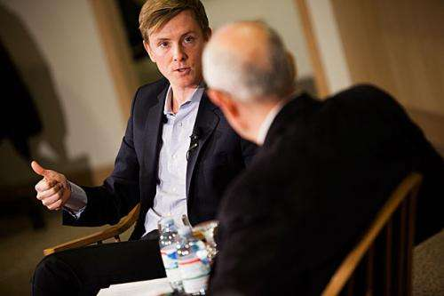 Using new media to save the old: Facebook co-founder Chris Hughes explains his new foray into publishing