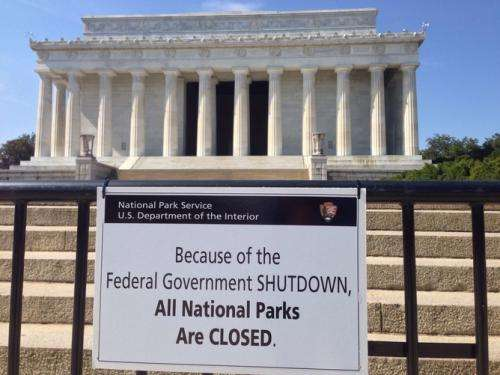 US shutdown means one sad tale after another for scientists