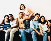U.S. teens begin to slim down, study suggests