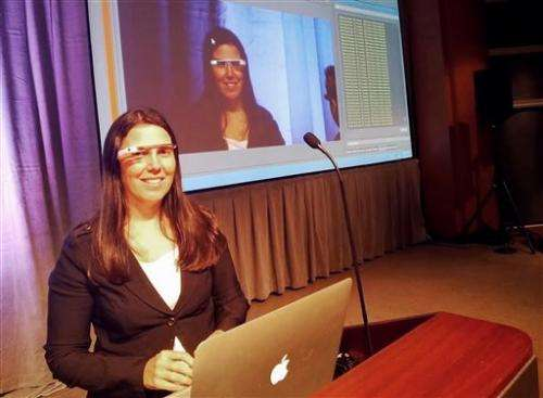 US woman questions ticket for wearing Google Glass