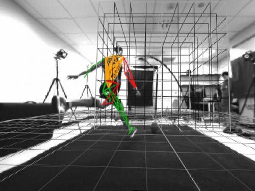 UTSA researchers develop prototype football kicking simulator
