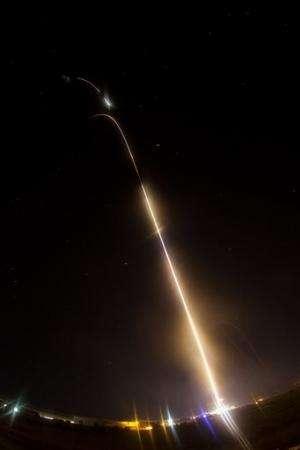 Va. launch provides good data on galaxy creation