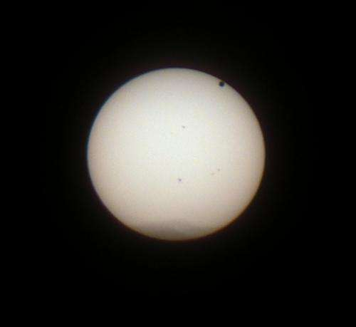 Venus transit and lunar mirror could help astronomers find worlds around other stars