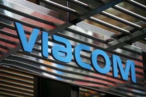Viacom 4Q profit up, helped by 'World War Z' film