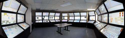 Virtual control room helps nuclear operators, industry