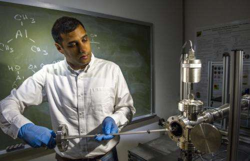 Virtual toothpick helps technologist 'bake' the perfect thin-film confection