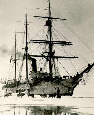 Volunteers use historic US ship logbooks to uncover Arctic climate data
