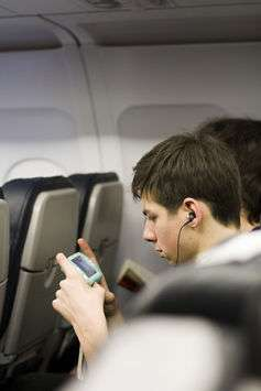 What a turn-off: why your phone must be powered down onflights