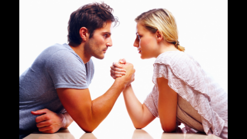 What warring couples want: Power, not apologies, study shows