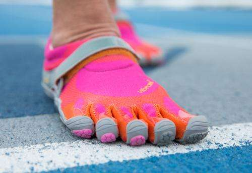 Whoa there! A quick switch to 'barefoot' shoes can be bad to the bone