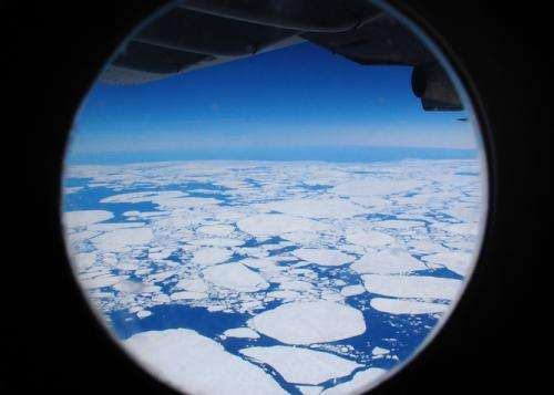 Why is Antarctic sea ice growing?