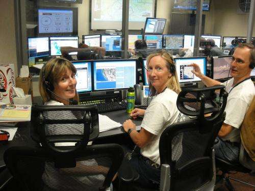 Women at NASA Manage Novel Hurricane Mission
