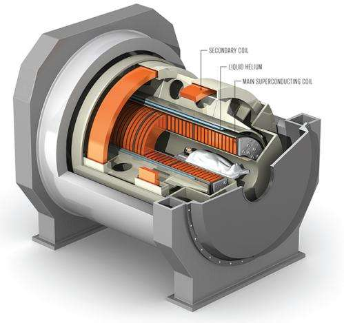 mri magnet diagram world's most powerful mri gets set to come online #10