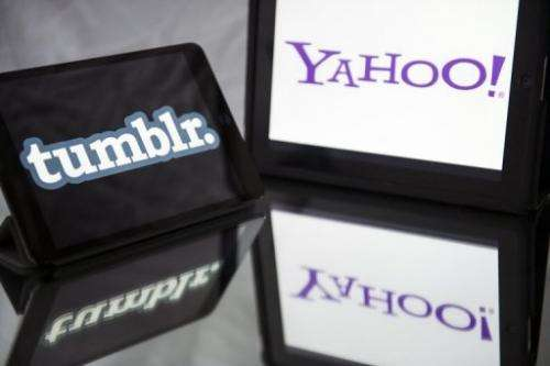 Yahoo! is buying Tumblr for $1.1 billion, mainly in cash