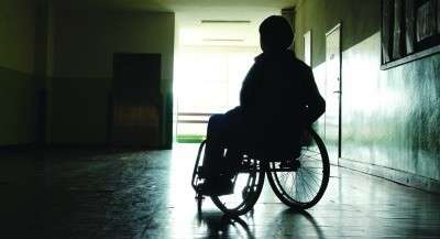 Young people in nursing homes isolated and disadvantaged