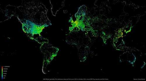 USB sticks may beat Internet hurdles globally