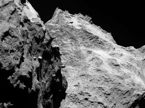A map of comet 67P/Churyumov-Gerasimenko