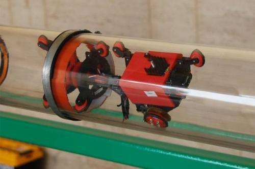 A new way to detect leaks in pipes