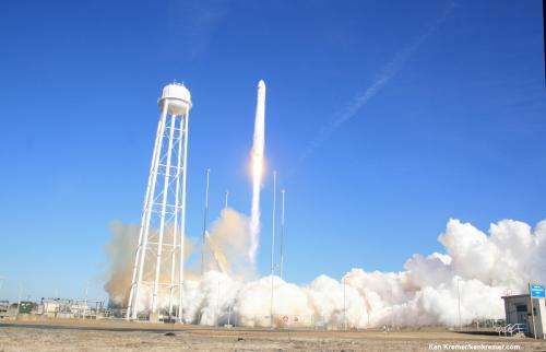 Antares commercial rocket cleared for July 11 blastoff following engine re-inspection