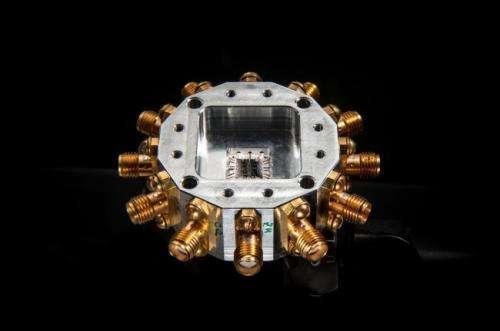 A piece of the quantum puzzle