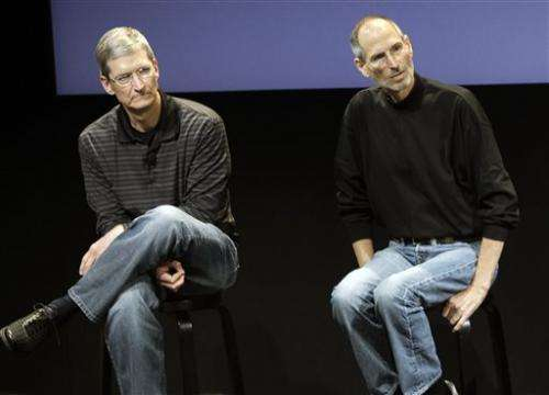 Apple CEO dares to be different from Steve Jobs