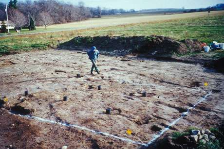 Archaeologist reveals sustainable practices of the Haudenosaunee