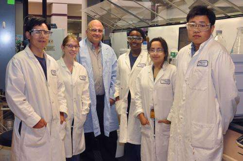 A tipping point for lignin