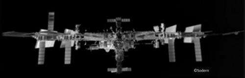 ATV views Space Station as never before