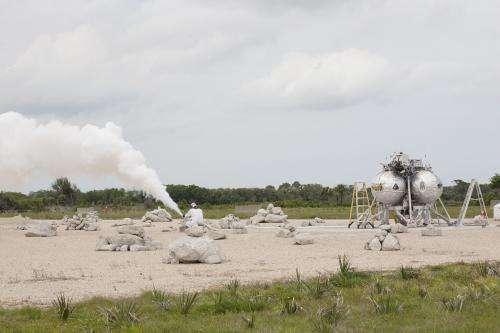 Autonomous Landing Hazard Avoidance Technology ensures safe landing for morpheus
