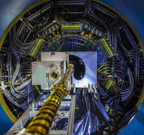 Big chill sets in as RHIC physics heats up