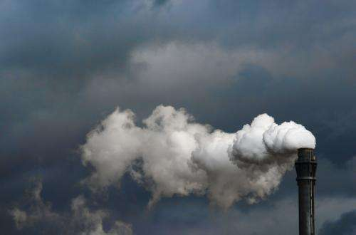 Carbon dioxide from exhaust fumes used to make new chemicals