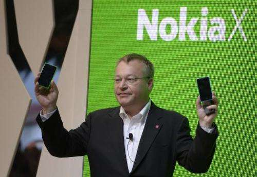 New microsoft nokia smartphone is android update for Nokia ceo denies moving to android